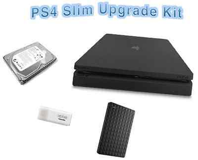 2TB PS4 slim  hard drive upgrade kit