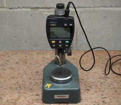 """Mitutoyo 543-552-1 Digimatic Indicator  1-.00005"""" with Mitutoyo 7004 Stand"""