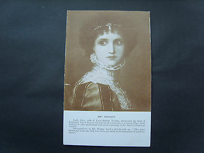 Amy Robsart - Printed - Unposted
