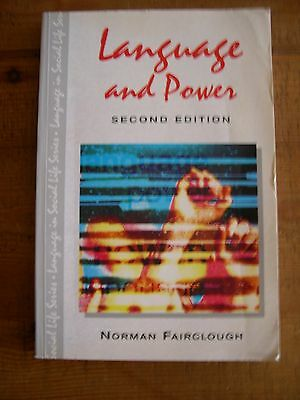 Language And Power (Language In Social Life Series) Second Edition