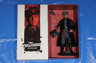 hot toys no dragon 1/6 hans landa inglorious basterds movie