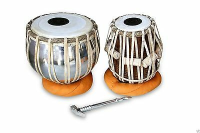 Professional Tabla Drums  Iron Bayan Shesham Wood Dayan Tabla At025