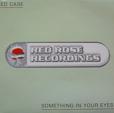 "Ed Case ‎– Something In Your Eyes 12"" Vinyl UK Garage"