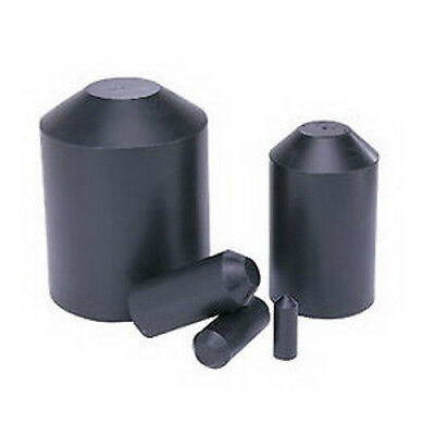 Adhesive Glue Lined Heat Shrink End Caps HENC - Various Sizes and Pack Options!