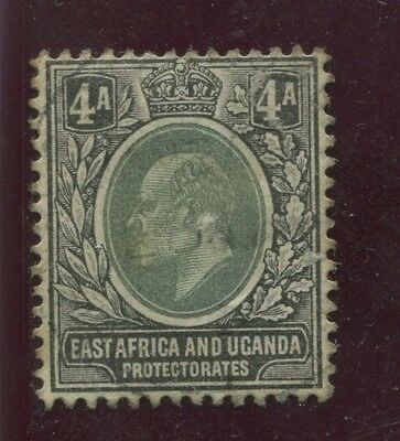 """EAST AFRICA & UGANA - SG. 23 : 1904 - 1907  on """"  ORDINARY PAPER  """" ."""