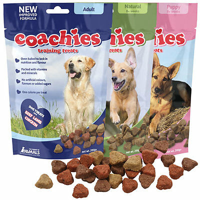 Company of Animals Coachies Dog/Puppy Training Treats