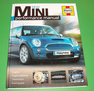 New Mini - Haynes Performance Manual by Tim Mundy