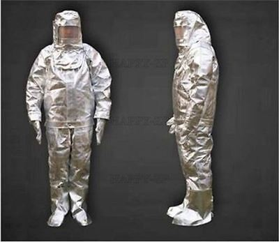 500℃ Protection Suits Fire Heat Insulation Suit Work Wear Good Quality Thermal P