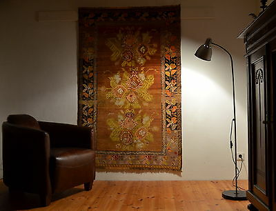 antique Orientteppich wonderful floral Karabagh 180x120 art deco rug tappeto