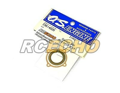 OS ENGINES Parts 23614000 RC Model Gasket Set for 21RG RG390
