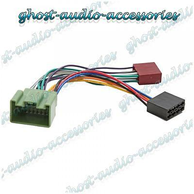 car stereo adaptor iso harness for volvo c70 2006-2010 radio wiring loom