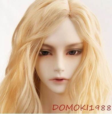 Bjd 1/3 Doll Uncle soom Gluino FREE FACE MAKEUP+FREE EYES
