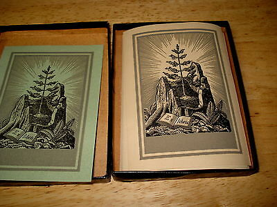 Vintage Rockwell Kent Book Plates Package 47 Antioch Bookplate Company Ex Libris