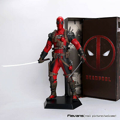 "Deadpool PVC Action Figur Sammelmodell 12 "" 30 cm ! HRFG516 Marvel Comics"