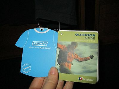Berghaus womens tech t size 14 new with tags
