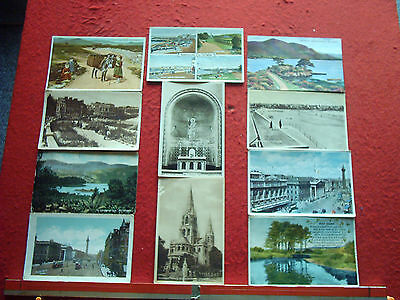 15 Old Postcards Ireland