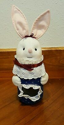 Decorative Mason Pint Jar Bunny Rabbit Design General Purpose Storage Canister
