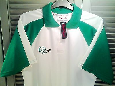 CADELL SPORTS LAWN/INDOOR BOWLS SHIRT TOP sml ,medium, Large, XL, XXL TEAM avail