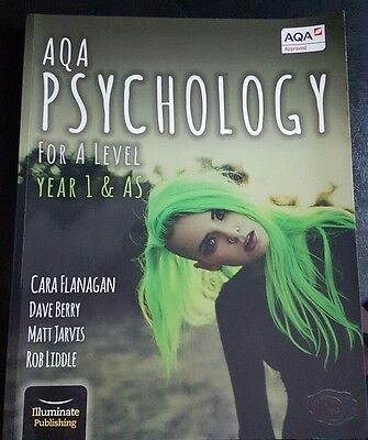 AQA Psychology For A Level Year 1 and AS - Student Book            (Paperback)