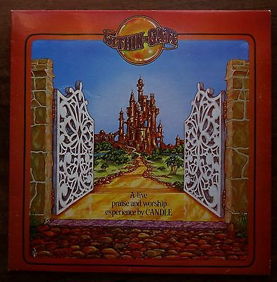 Candle - Within the Gate (1978 LP + Insert. WING 507) Xian, Ex/Ex