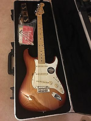 Fender American Standard Stratocaster Electric Guitar