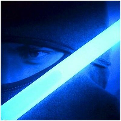 Glow Sticks Party Camping Emergency Surival Lights GlowStick Blue F3I2