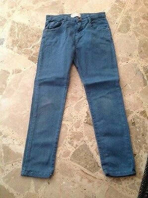 Jeans Zara Taille 7 Ans Neuf