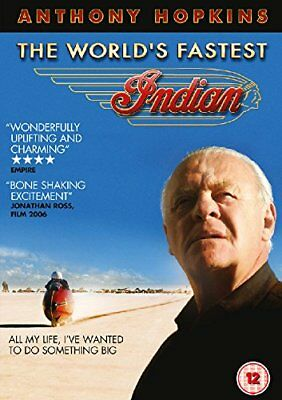 The Worlds Fastest Indian [DVD]
