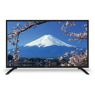 Akai Aktv5020T Tv Televisore Led 50 Pollici Full Hd Hevc Dvbt2/s2 Wifi Smart Tv