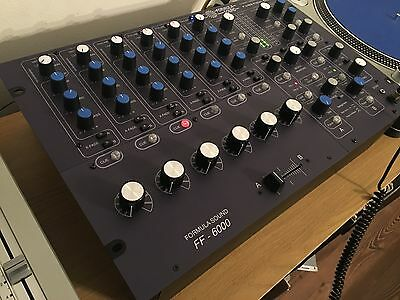 Formula Sound Funktion One FF6000 R Rotary Mixer