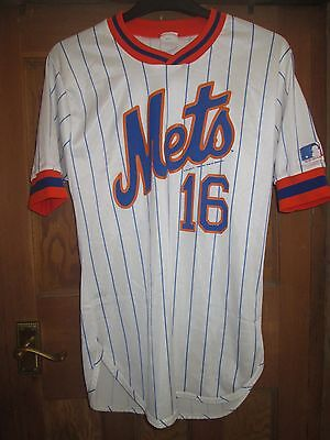 Retro New York Mets Baseball Shirt,1986,major League Baseball