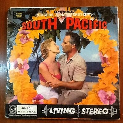 Rodgers And Hammerstein = South Pacific. Vinyl, Lp, Album ,stereo In Exce.cond