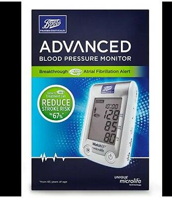 Boots Advanced Blood Pressure Monitor Brand NEW sealed