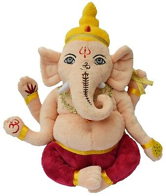 Plush Ganesh - Soft Teddy of Hindu God Ganesh by Plush India