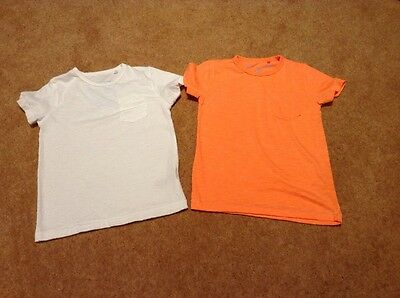 Next Boys T-shirts - Age 3-4 Years - Excellent Condition