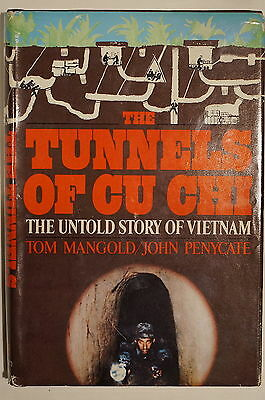US The Tunnels Of Cu Chi The Untold Story Of Vietnam Reference Book
