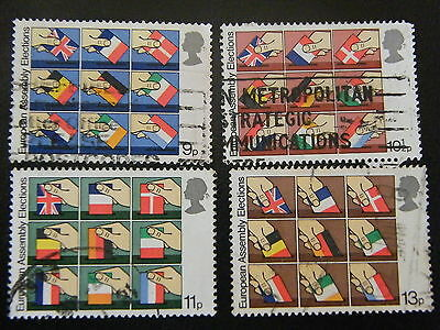 1979 - European Assembly - used set