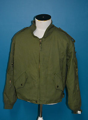 Used Canadian military jacket flyers Sz 6744 (refP1#bte155)