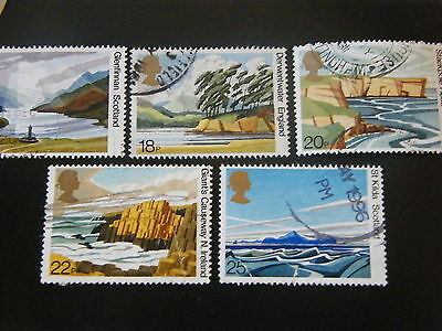 1981 - National Trust for Scotland - used set