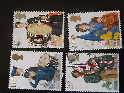1982 - Youth Organisations- used set