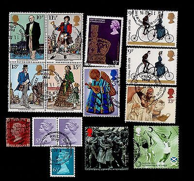 Great British stamps