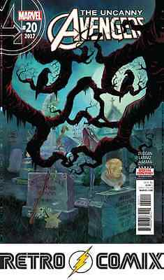 Marvel Uncanny Avengers #20 First Print New/unread Bagged & Boarded
