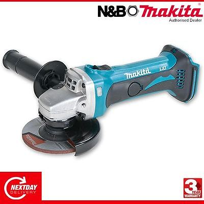 MAKITA DGA452Z 115MM CORDLESS ANGLE GRINDER 18V Body Only