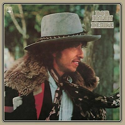 BOB DYLAN ~ DESIRE ~ 180gsm AUDIOPHILE VINYL LP ~ *NEW AND SEALED*
