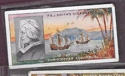 Smiths Famous Explorers Number 49