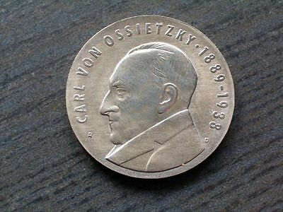 5 Mark DDR Ossietzky 1989 - Jg. 1628