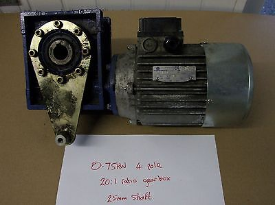 Industrial Motor & Reduction Gearbox Motovario