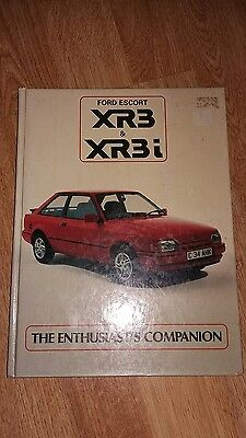 xr3i the enthusiasts companion  book