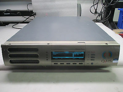 QuVIS Cinema Player - CP105-10017 w/ 4 x 300 Gb HDD - 3D Enabled