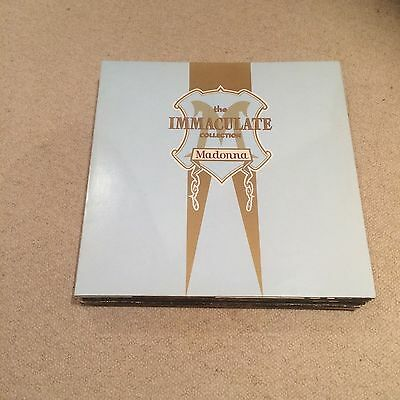Madonna  The Immaculate Collection Double Gatefold Lp